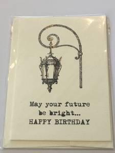 Bilde av Kort - Happy Birthday -