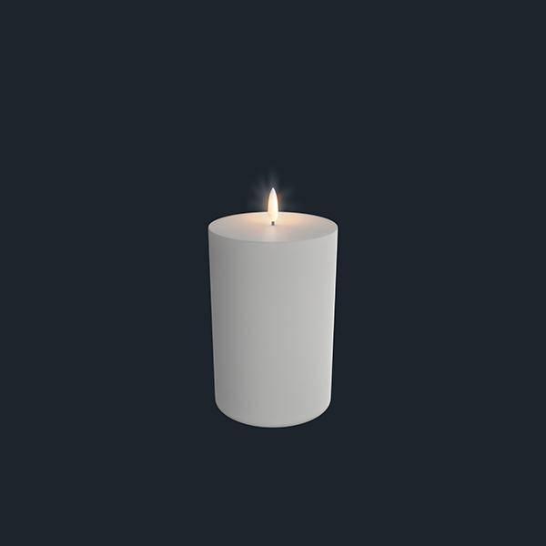 LED lys 10x15cm Uyuni - Nordic white