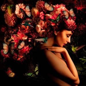Bilde av Garden Of Eden - Cobra Art