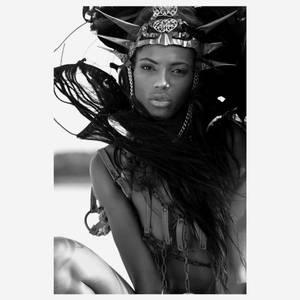 Bilde av Crowned Lioness - 100 x H150