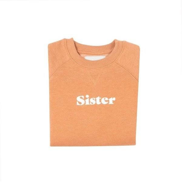 Bilde av Sister Sweatshirt - Cocoa