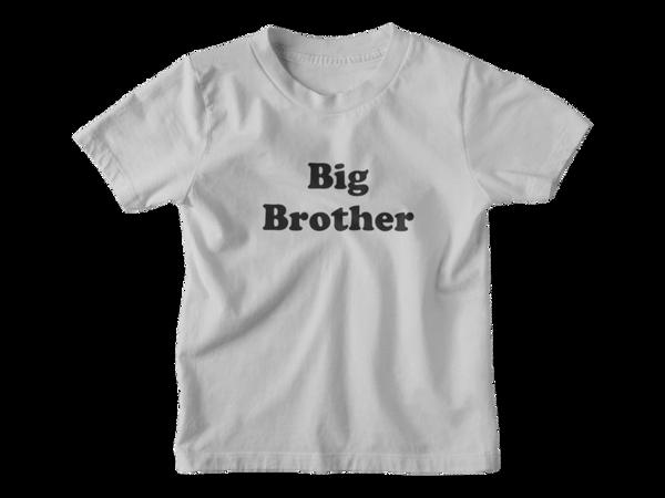 Bilde av Big Brother Kids T-Shirt - Grey