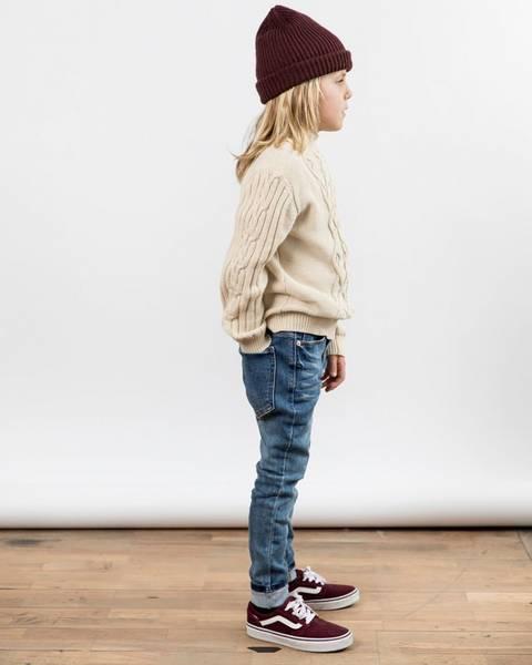 Bilde av Baby & Kids Birk Sweater - Off White