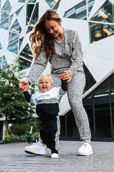Bilde av Mommy Organic Sweatpants - Leo