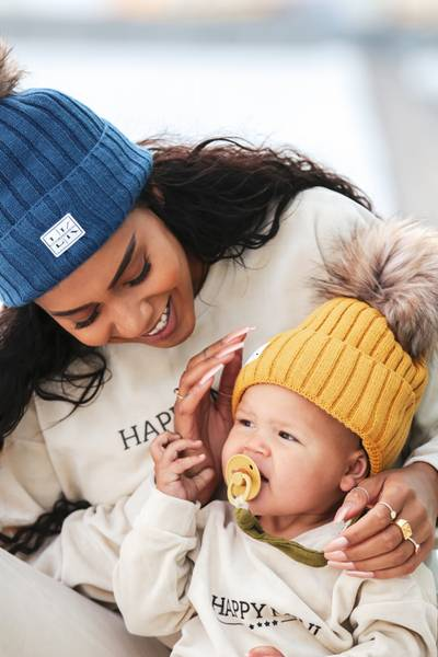 Bilde av Kids & Adults Beanie - Blue