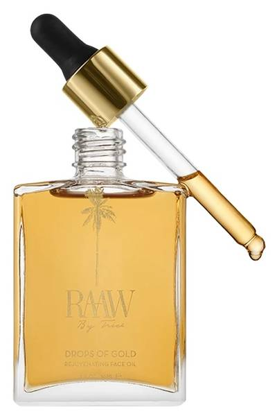 Bilde av RAAW by Trice Drops of Gold - Rejuvinating Facial Drops
