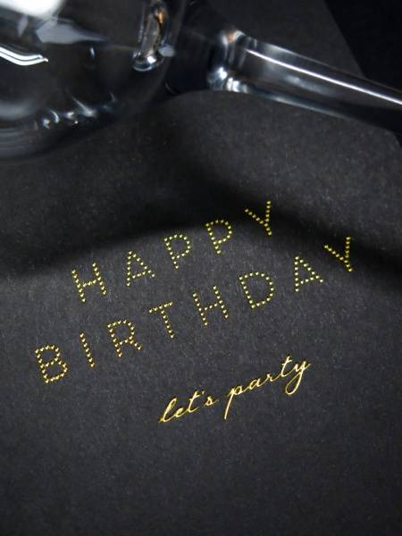 Bilde av CARDSOME HAPPY BIRTHDAY LET´S PARTY