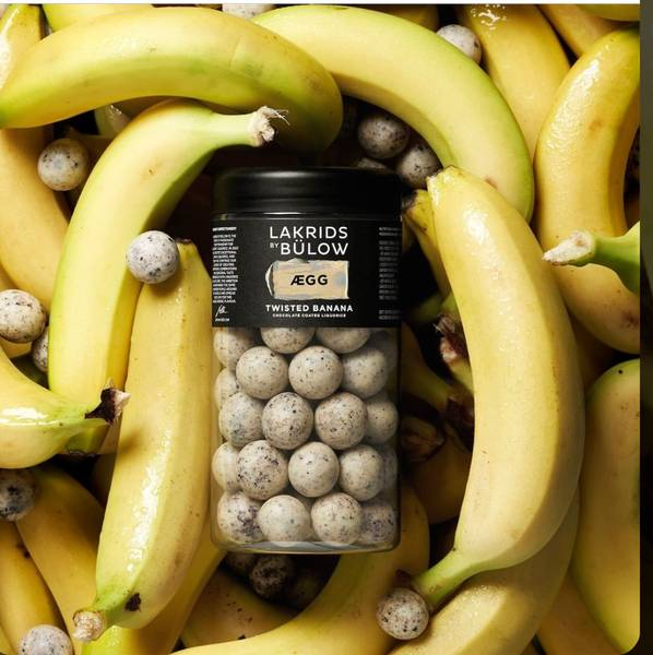 Bilde av LAKRIDS Twisted Banana