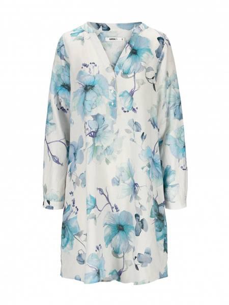 Bilde av KATRIN URI EVA FLEUR DRESS BLUE SUMMER