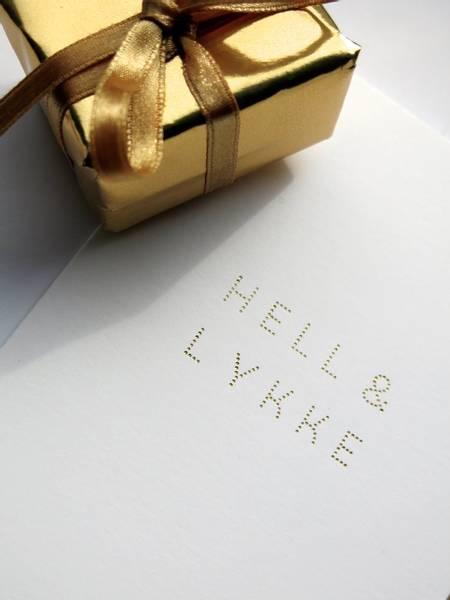 Bilde av CARDSOME HELL & LYKKE