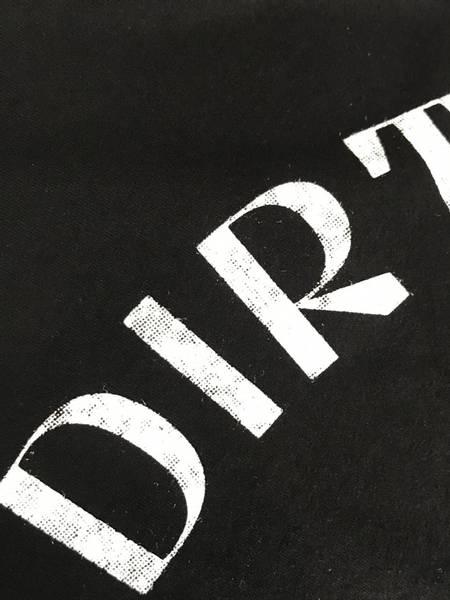 Bilde av CARDSOME PLAY DIRTY CLASSIC T-SHIRT BLACK