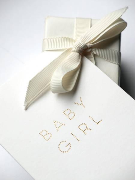Bilde av CARDSOME BABY GIRL