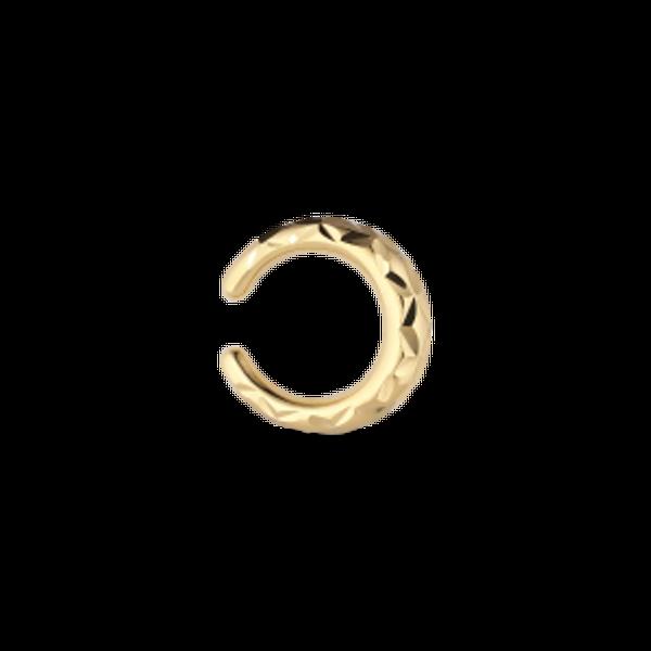 Bilde av JANE KØNIG Reflection Rhombus Cuff Gullforgylt sølv