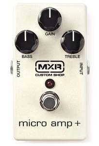 Bilde av MXR CSP233 Micro Amp+1