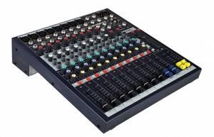 Bilde av Soundcraft EPM6 - 6 mono og 2 stereo