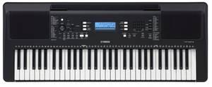 Bilde av  Yamaha PSR-E373 keyboard
