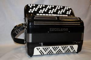 Bilde av Excelsior Tosca trekkspill
