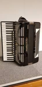 Bilde av Weltmeister pianotrekkspill 11+5 register
