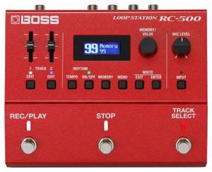 Bilde av BOSS RC 500