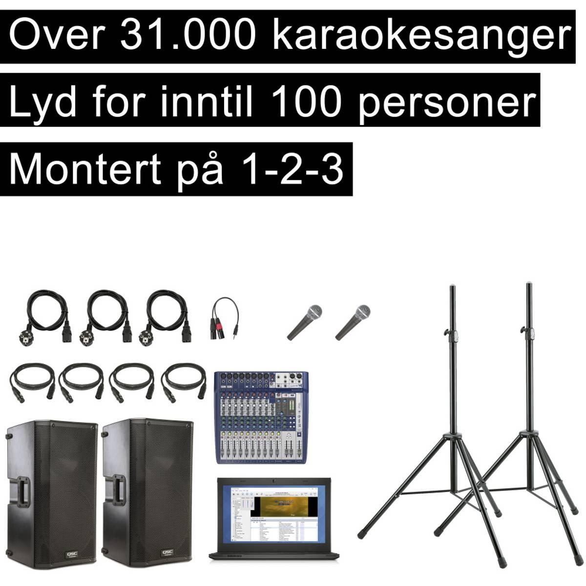 Karaokepakken