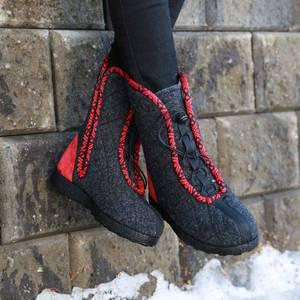 Bilde av Røroslabben sko junior