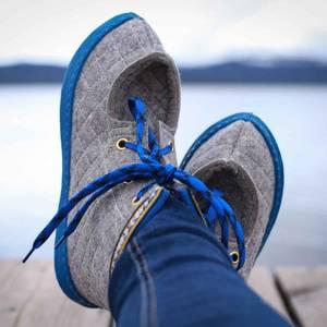 Bilde av Nesnalobben sko original voksen