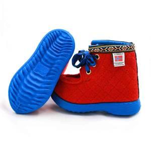 Bilde av Nesnalobben sko original rød barn