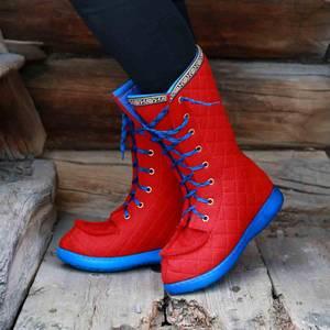 Bilde av Nesnalobben sko høy rød