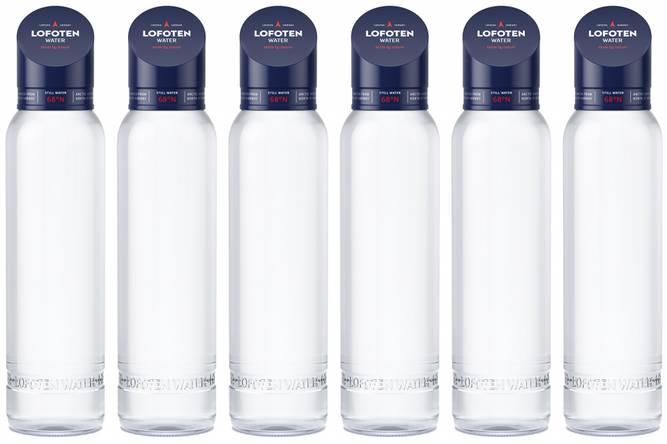 Bilde av STILL WATER 6 pack Glassflaske