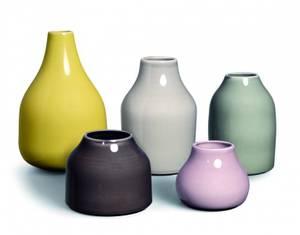 Bilde av Kähler , Botanica vaser 5 stk