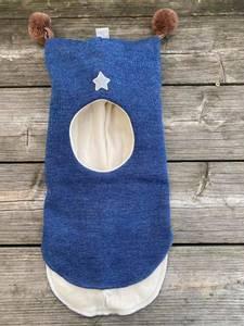 Bilde av Kivat , jeansblå hettelue i