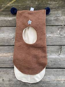 Bilde av Kivat , brun hettelue i ull