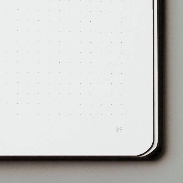 Nuuna, Voyager M Grey notatbok