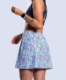 Happy Girl Skirt Journey Print