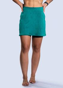 Happy Girl Skirt Green Solace