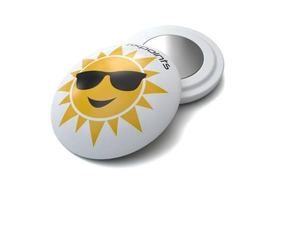 Bilde av Fixpoints Sun startnummermagneter