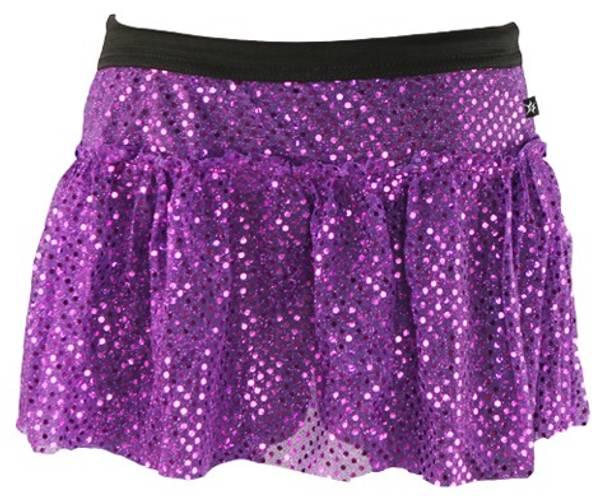 Bilde av Purple Sparkle glitterskjørt
