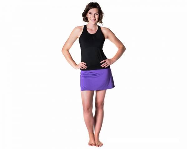 Bilde av Gym Girl Ultra Skirt Amethyst