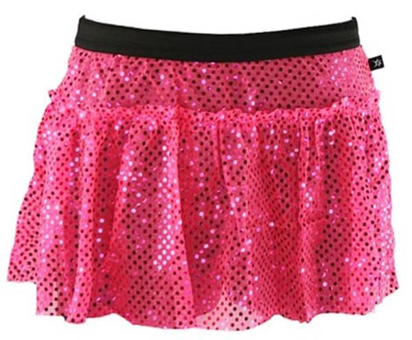 Bilde av Pink Sparkle glitterskjørt