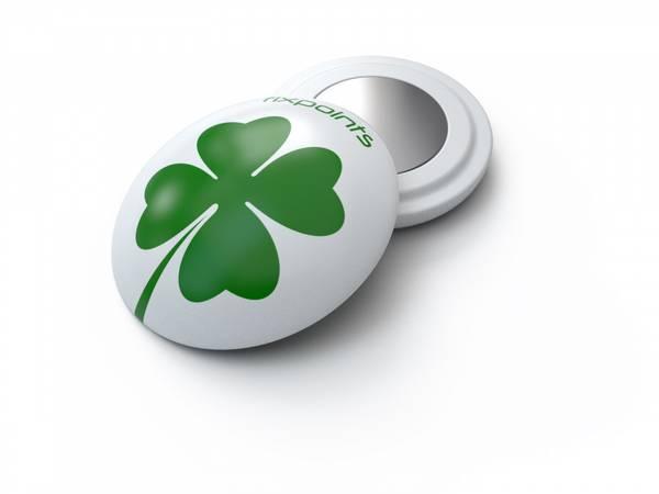 Bilde av Fixpoints Good Luck startnummermagneter - Forhåndsbestilling
