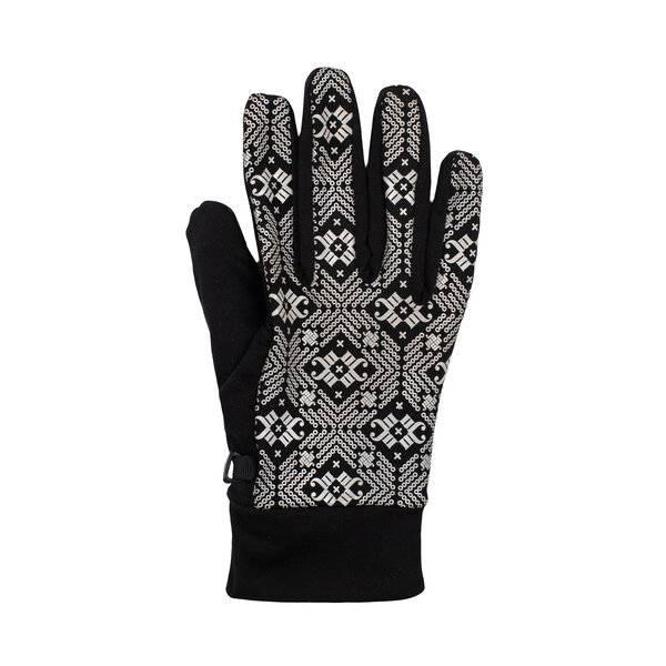Bilde av Morild Glitre hansker med refleks svart
