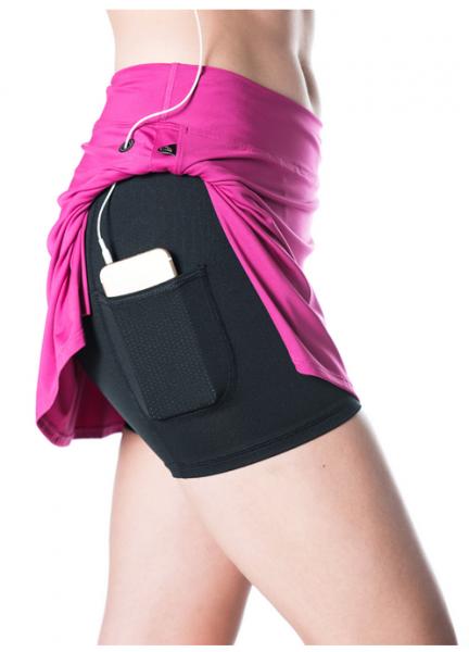 Bilde av Gym Girl Ultra Skirt Razz