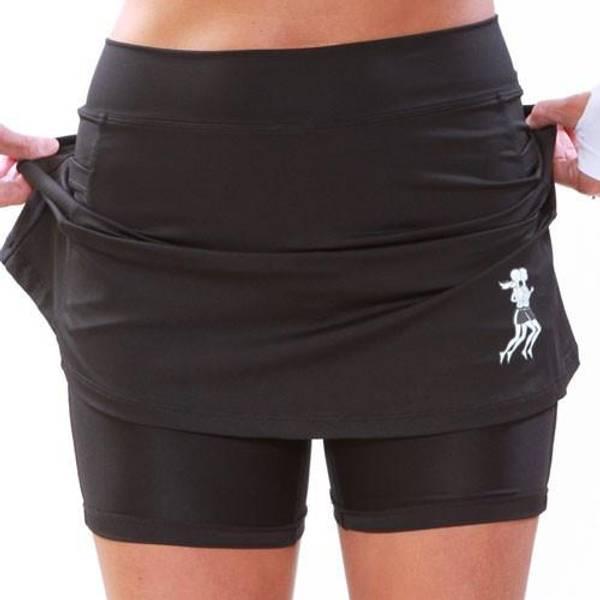 Golf Skirt svart