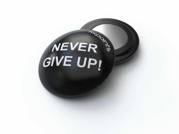 Bilde av Fixpoints Never Give Up! startnummermagneter