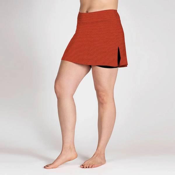 Bilde av Gym Girl Ultra Skirt Reflective Moonshine