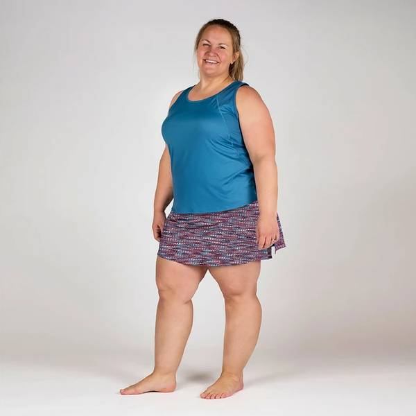Gym Girl Ultra Skirt Matrix