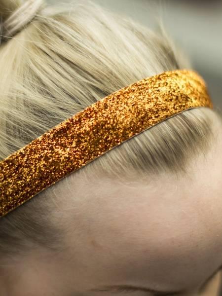 Sweaty Bands Viva Diva hårbånd oransje