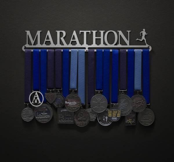 Marathon medaljehenger (herre)