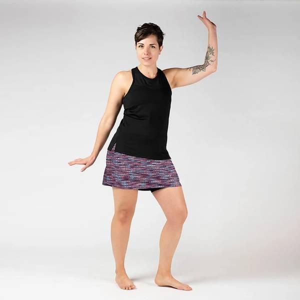 Happy Girl Skirt Matrix