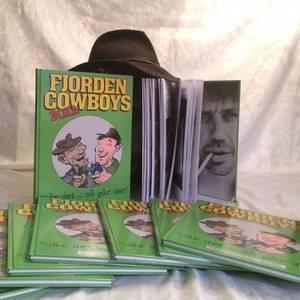 Bilde av Fjorden Cowboys-boka «Går det, så går det»